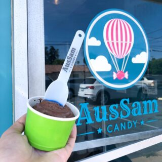 Celebrate #NationalIceCreamDay with the best ice cream in town🍦 Oh, and did we mention we have Vegan Flavors? 🥰  Open 10am-4pm today!!