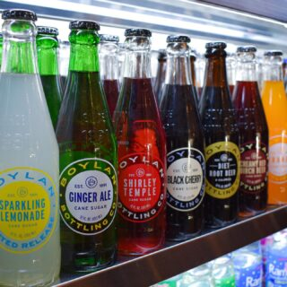 #NEW Boylan Sodas are here😍 With 7️⃣ different flavors, you can have a new one every day of the week! Pick up a bottle on your next visit💛